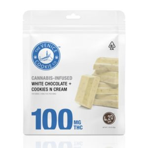 WHITE CHOCOLATE COOKIES EDIBLES