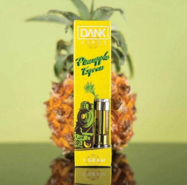 Pineapple Express Dank Vapes