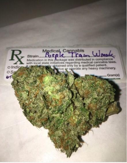 buy purple trainwreck